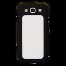 Plastmasas Galaxy S3 vāciņš ar maināmām plāksnēm, premium klase