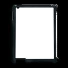 Plastmasas iPad 2, 3 & 4 vāciņš, ekonomiskā klase