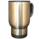 Aluminium Thermo Mug. Price in the designer - 16.35 € with print
