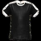 Izteikti piegulošs t-krekls ar līniju /SLIM FIT/. Cena konstruktorā - 7.85 € + apdruka