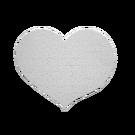 Heart shape puzzle (glancēts)