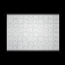 Glancēta puzle A4, 96 gab.