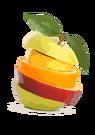 Fruits - best friends!