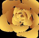 Dzeltena roze