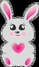 Cute bunny clan