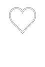 Dubultā sirds - kristāli