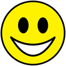 HappyFace - balts smaids